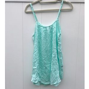 Icing Swim - Turquoise Cover-Up